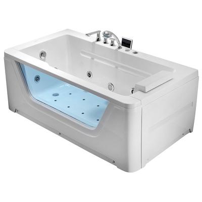 Акриловая ванна Gemy G9225 K (фото)