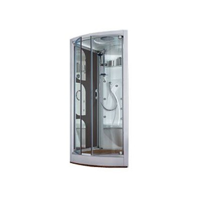 Душевая кабина Albatros Palace Evolution R108 Niche/Hinged door Vaporsystem (фото)
