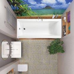 Ванна VAGNERPLAST VERONELA 150x70 BIANCO