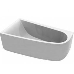 Асимметричная акриловая ванна Vayer Boomerang 1800X1000x450 L