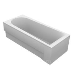 Прямоугольная акриловая ванна Vayer Boomerang 1800X800x450 L