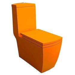 Унитаз Arcus 050 (оранжевый)