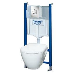 Унитаз с инсталляцией Grohe Solido 38950000