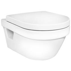 Унитаз Gustavsberg Hygienic Flush WWC 5G84HR01 (с сиденьем, микролифт)