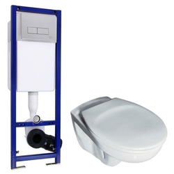 Унитаз с инсталляцией Ideal STANDARD Set W770001