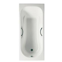 Чугунная ванна Sergig Provence 140x75x42 с ручками