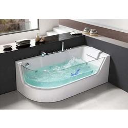 Акриловая гидромассажная ванна Cerutti SPA C-403 L 1700x800x580