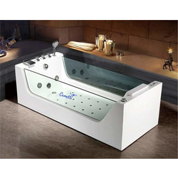 Акриловая гидромассажная ванна Cerutti SPA C-453 1800x800x580