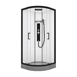 Душевая кабина Black&White G8001