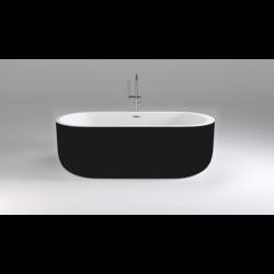 Акриловая ванна Black&White SB109 Black