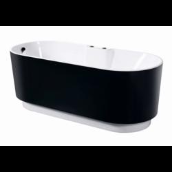 Акриловая ванна Orans BT-NL601- FTSI Black / with air massage