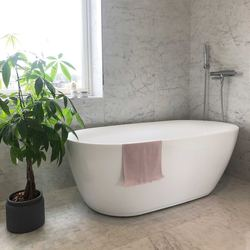 Отдельностоящая акриловая ванна Cerutti SPA Como B-7123