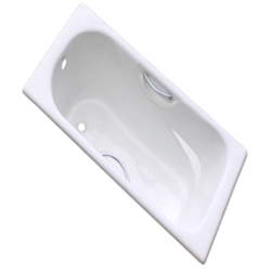 Чугунная ванна Cerutti SPA Berta 2000х850х460