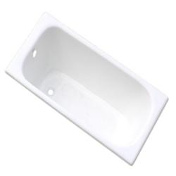 Чугунная ванна Cerutti SPA Cristina 1300х700х400