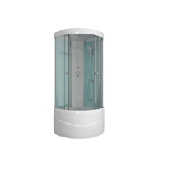 Душевая кабина Domani-Spa Light 110 High