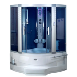 Душевая кабина LUYISI B-505 blue glass
