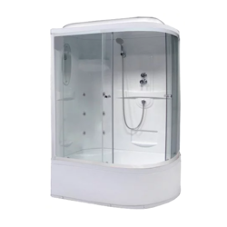 Душевая кабина Royal Bath RB 8120ВК2 L
