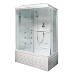 Душевая кабина Royal Bath RB 8120ВР2 L