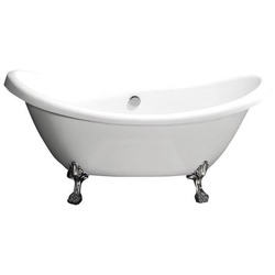 Ванна BelBagno BB05-ORO