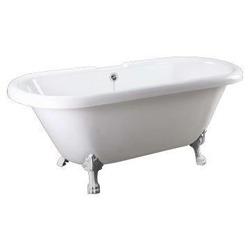 Ванна Faro Comforty CLDBL59 ножки хром