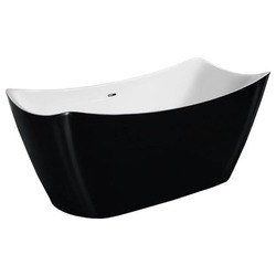 Ванна Lagard Meda Black Agate
