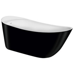 Ванна Lagard Minotti Black Agate