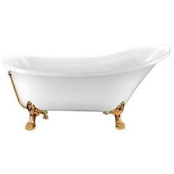 Ванна Magliezza Vittoria 162х69 ножки золото