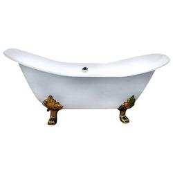 Ванна Elegansa Taiss Bronze