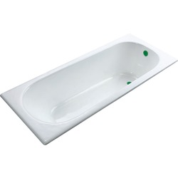 Чугунная ванна Fiinn F-180х85х42 см