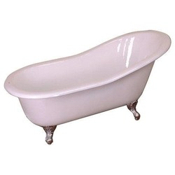 Ванна Magliezza Gracia 170х76 ножки хром