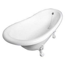 Ванна Astra-Form Роксбург белая