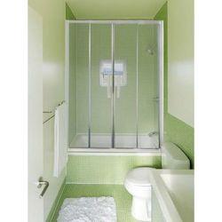 Дверь на ванну Lanmeng LM 309-4 (168-173x145)