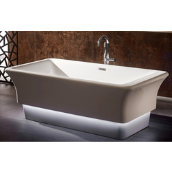 Акриловая ванна Gemy G9221