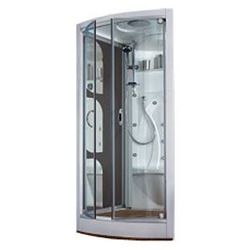 Душевая кабина Albatros Palace Evolution R108 Niche/Hinged door Vaporsystem
