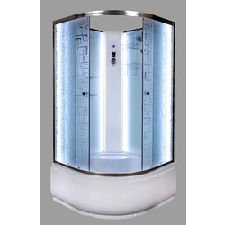 Душевая кабина Deto ЕМ4590 N LED