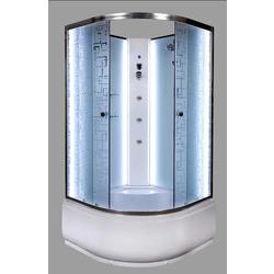 Душевая кабина Deto ЕМ4590 N LED с гм.