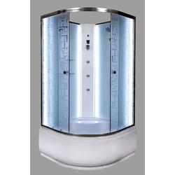 Душевая кабина Deto ЕМ4510 N LED с гм.