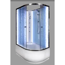 Душевая кабина Deto ЕМ4511 L N LED с гм.