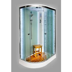 Душевая кабина DETO ЕМ1512 R LED