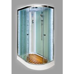 Душевая кабина DETO ЕМ1512 L LED
