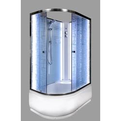 Душевая кабина Deto ЕМ4512 R N LED
