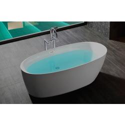 Отдельностоящая акриловая ванна GK1108