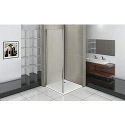 Боковая часть GOOD DOOR INFINITY SP-90 -G-CH